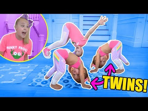 TODDLERS TEACH ME HOW TO DO YOGA.... *HILARIOUS*