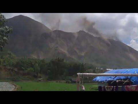 Ινδονησία: Πανικός μετά από νεά σειρά σεισμών στη νήσο Λομπόκ…