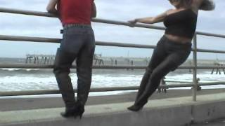 Two Girls In Thigh High Boots.wmv