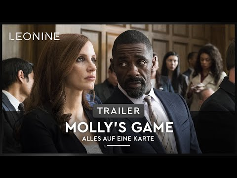 Molly's Game: Alles Auf Eine Karte - Trailer (deutsch/ German; FSK 6)