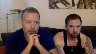 Day 73 - Kyle and his brother Kevin talk about Mom