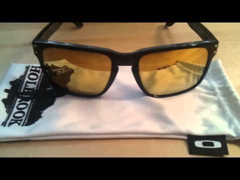 Oakley Holbrook Shaun White 24k