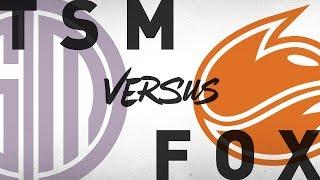Video TSM vs. FOX - Week 9 Day 3 | NA LCS Summer Split | TSM vs. Echo Fox (2018) MP3, 3GP, MP4, WEBM, AVI, FLV Agustus 2018