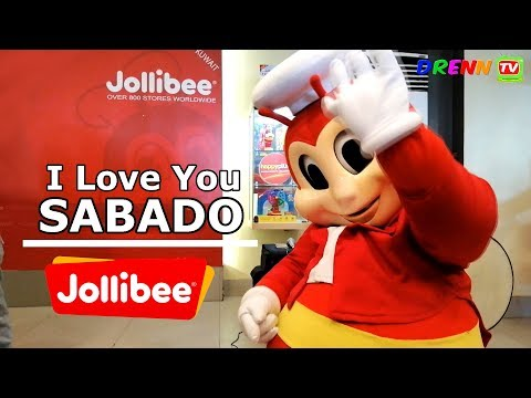 Jollibee I Love You Sabado Song and Dance