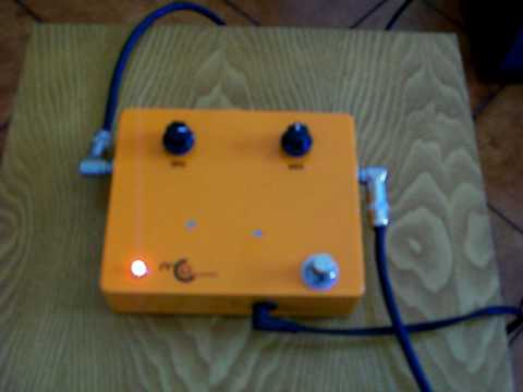 Fuzzbot71 - Phase 45 analog sound.