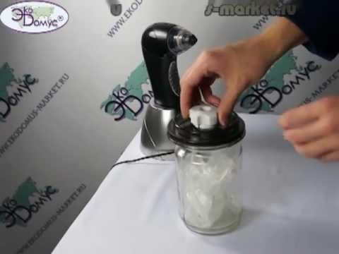 Вакуумный насос из пылесоса своими руками