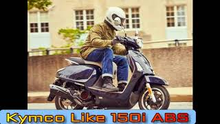 4. 2018 Kymco Like 150i ABS Review