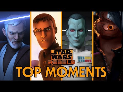 The Best Moments From Star Wars Rebels