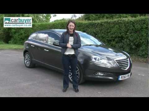 Chrysler Delta hatchback review – CarBuyer