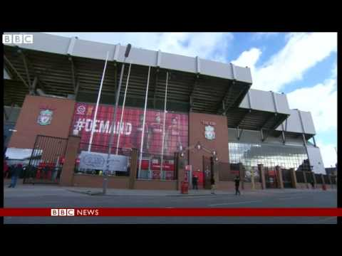 BBC News 3 January 2015 Footballer Steven Gerrard To Leave Liverpool FC