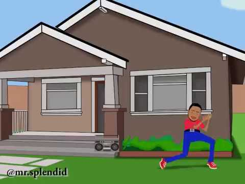 African Landlord and Davido Song IF