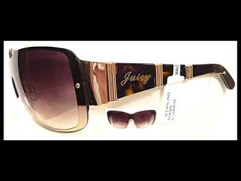 Authentic Designer Juicy Couture Sunglasses 4/25