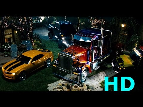 Sam Looking For The Glasses - Transformers-(2007) Movie Clip Blu-ray HD Sheitla
