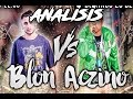 Download Lagu ¿QUIEN GANO ACZINO VS BLON? (BATALLON)    ABD ANALISIS Mp3 Gratis