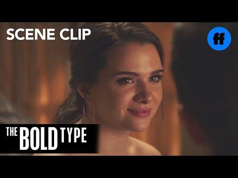 The Bold Type   Season 2, Episode 4: Jane & Ben Talk   Freeform