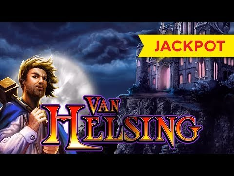 JACKPOT HANDPAY! Van Helsing Slot – $10 Bet – UNBELIEVABLE, YES!