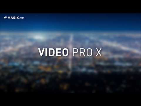 Video Pro X –Introductory video Tutorial (2019)