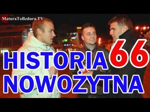 Matura To Bzdura - HISTORIA NOWOŻYTNA - odc. 66