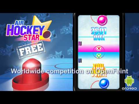 0 Air Hockey Star | Un adictivo juego para dispositivos Android