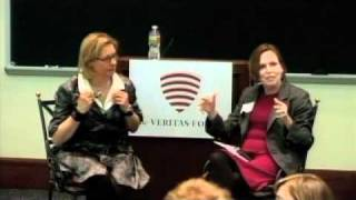Rosalind Picard - Robots, Autism, And God - The Veritas Forum