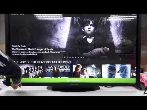 Smart TV & Smart Touch Screen