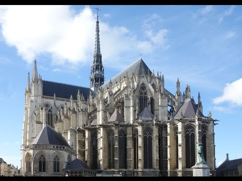 Amiens Cathedral Video Gothic Khan Academy