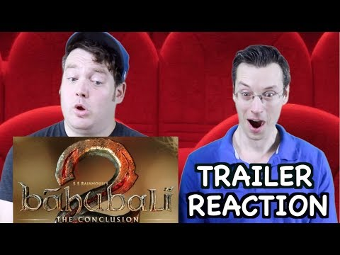 Video Bahubali 2 -  The Conclusion - Trailer  Reaction download in MP3, 3GP, MP4, WEBM, AVI, FLV January 2017
