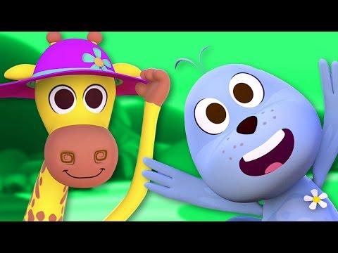 Привет дружочек, сыграем чуточек! - детские популярные песни