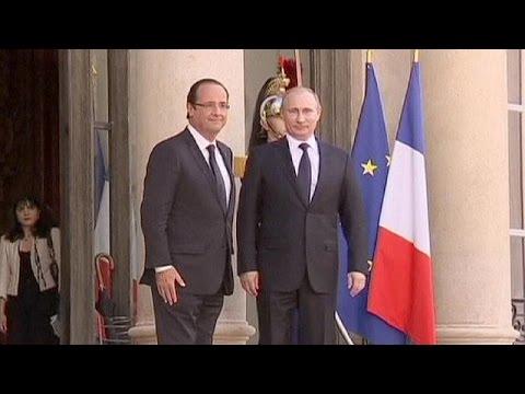 Mistral : l'Elysée reporte la livraison, la Russie prend acte (Màj vidéo)
