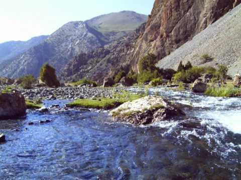 Таджикистан - природа
