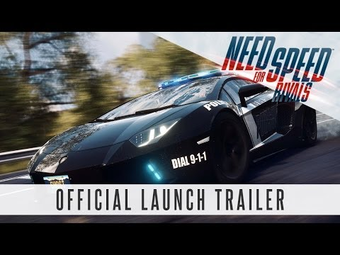 Need for Speed Rivals – Tráiler de lanzamiento