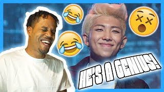 Video An Introduction to BTS: Rap Monster Version REACTION! | Bruh's A Genius! download in MP3, 3GP, MP4, WEBM, AVI, FLV January 2017