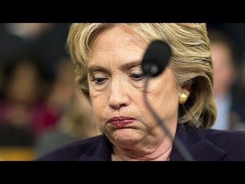 ΗΠΑ: Η 11ωρη ανάκριση της Χίλαρι