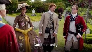 When Black Jack returns: one of the top moments of Outlander Season 2.