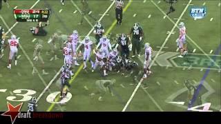 Ryan Shazier vs Michigan State (2013)