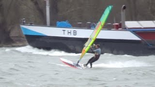 Lunch Break Session - Rhine RIver 02-2016