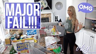 In this week's vlog I'm showing you how my pantry organization system COMPLETELY fell apart and how I redid it. ALSO: bathroom renovation project & fun with baby! CLICK FOR LINKS AND INFO!♡ S O C I A L M E D I A ♡ Follow me for cute Carter photos! INSTAGRAM:  http://instagram.com/vasseurbeauty TWITTER:  https://twitter.com/vasseurbeauty♡ M Y  P R O D U C T S ♡ I have a line of premium, all-natural body care products safe for pregnant & breastfeeding women and babies! Buy my body care bundle - body lotion, body wash and body oil - and save 25%! Free shipping in USA, ships internationally. https://vasseurskincare.com/collections/body-care/products/vasseur-beauty-kit♡ I N F O ♡⇒ Can organizer http://amzn.to/2ukj6oe⇒ Car sun visor http://amzn.to/2tm99JP ⇒ Noggle (air conditioning extender) https://goo.gl/HKf6QZ ⇒ Back window shades http://amzn.to/2s3DysH ⇒ Pink dress: Nordstrom Everly brand (I'll look for a link)⇒  Silicone teether/nibbler http://amzn.to/2t2gmfG ⇒ Inflatable duck tub http://amzn.to/2tmmB0l ⇒ Shopping cart seat cover http://amzn.to/2sjgj1Z ⇒ Carter bumbo seat with tray http://amzn.to/2sza0En ⇒  New vlog camera: http://amzn.to/2tmwU4I ⇒ ALL of my essential/top baby products & toys are listed in this blog post! ⇒ https://goo.gl/Y1G9mW *I try to link what I can, if you have any other questions ask me in the comments!Question: Do you prefer the camera quality of the new camera or should I return it and keep my original one?!  ♡ A B O U T  M E  ♡Hi + welcome!! My name is Brittany and my family has been in the skin care business for over 30 years. I made this channel to share my passion for skin care, beauty, organization, health + DIYs in a fun and entertaining way! My family's skin care line is called Vasseur Skincare. Vasseur products are made with the highest concentration of active ingredients and are 100% natural: no parabens, chemical preservatives, synthetics, sulfates, toxins, dangerous chemicals or animal cruelty. For more information visit  http://w