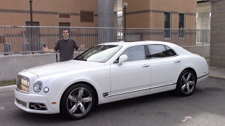 Download Video Here's Why the Bentley Mulsanne Is Worth $375,000 MP3 3GP MP4