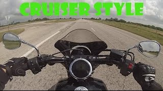 6. 2015 YAMAHA BOLT REVIEW AND FIRST RIDE