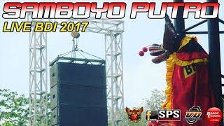 Video SAMBOYO PUTRO Terbaru Patih Singo Kumbang Live Spektakuler BDI 2017 MP3, 3GP, MP4, WEBM, AVI, FLV Agustus 2018