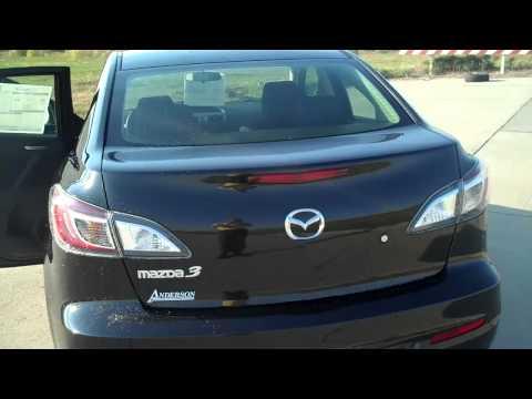 2012 Mazda 3 iSport
