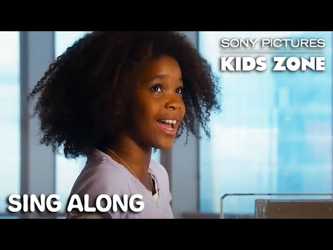 """Annie (2014) - """"I Think I'm Gonna Like It Here"""" Sing Along 