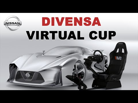 DIVENSA VIRTUAL CUP 2014