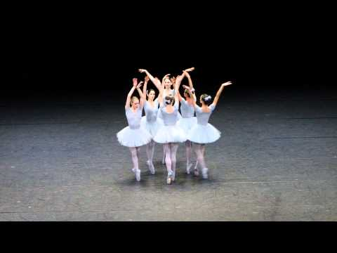 Una no tan perfecta presentación de Ballet puede ser aún más perfecta