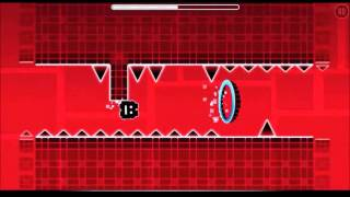 Geometry Dash: Levels 1-18 (All Coins)