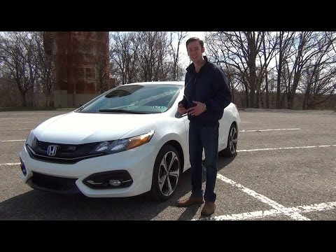 Review: 2014 Honda Civic Si Coupe