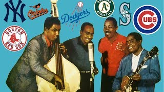 """Ollie Crawford's Ink Spots featuring Gene Miller sing """"Take Me Out To The Ball Game."""""""