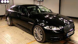 Jaguar XJ Review - Fifth Gear by Fifth Gear