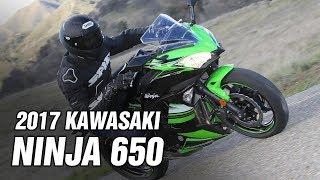 10. 2017 Kawasaki Ninja 650 Spec