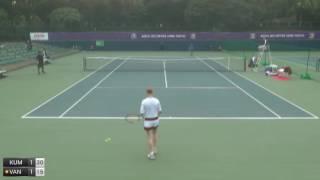 Kumkhum Luksika v Van Uytvanck Alison - 2016 ITF Tokyo